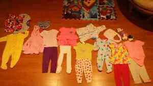Lot of 6-12 month clothing
