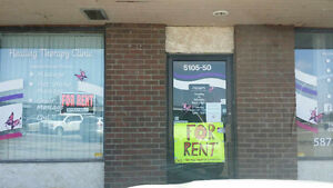 Commercial space for lease in Tofield