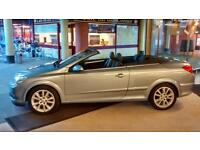 Vauxhall/Opel Astra 1.8 auto Twin Top Design 0nly 42460 miles