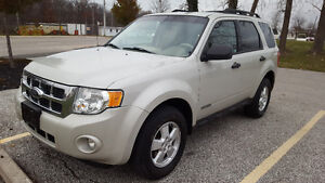 2008 Ford Escape XLT SUV, Crossover Windsor Region Ontario image 1