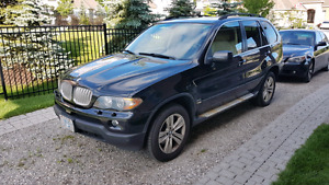 2005 BMW X5 fully loaded Panoramic Roof