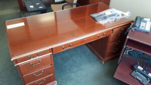 Office DESKS - Excellent Condition, Liquidation (Several Models)