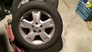 Ford Freestar Rims and Tires