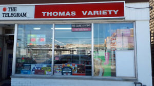 Convenience / Toronto W / $110K / Banks & Coffee Shop Near-by