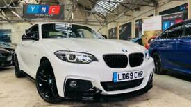 image for 2019 BMW 2 Series 2.0 218d M Sport Auto (s/s) 2dr Coupe Diesel Automatic