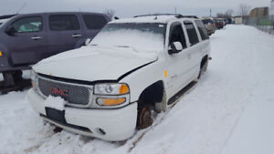 2004 GMC YUKON JUST IN FOR PARTS AT PIC N SAVE! WELLAND