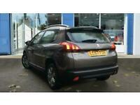 2017 Peugeot 2008 1.2 PureTech Active EAT (s/s) 5dr Auto SUV Petrol Automatic