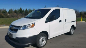 2015 Chevrolet City Express LS - 85kms! We pay hst!