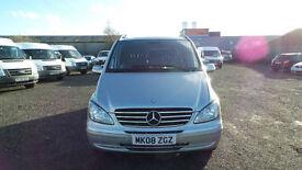 Mercedes-Benz Viano 2.1CDI ( 150bhp ) ( Long ) auto Ambiente