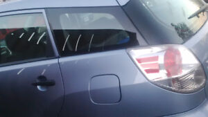 2007 Toyota Matrix Base Hatchback- Accident free well maintained