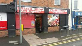 Polish Shop for Sale in Farnworth