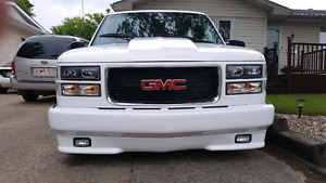 1997 GMC Sierra extended cab 2WD