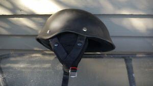 Motorcycle Helmet Small w/ Accessories Garage Sale Oct 2