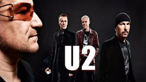 U2  en bas du cost