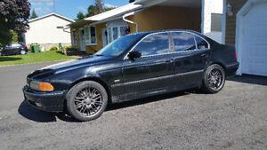 BMW 540i, 6 Vitesses