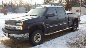 2003 Chevrolet 2500HD LT 4x4