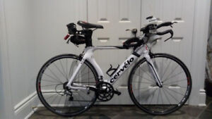 Cervelo P3 51cm triathlon bike