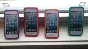 iPod Touch (5 and 6) silicone cases
