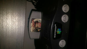 n64 plus 2 games an 2 controllers