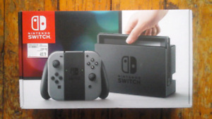 Nintendo Switch NEuf