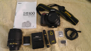 NIKON D5100 FOR SALE West Island Greater Montréal image 3