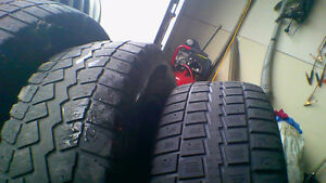4 WINTER TIRES 235/70R16