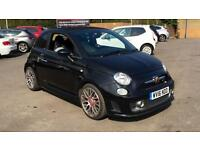 2016 Abarth 595 1.4 T-Jet Turismo 2dr Manual Petrol Convertible