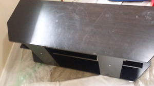 "43"" t.v stand"