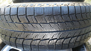 245/65R17 Michelin winter tires from Toyota highlander Edmonton Edmonton Area image 4