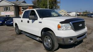 Ford F-150 4WD SuperCrew XLT 2008