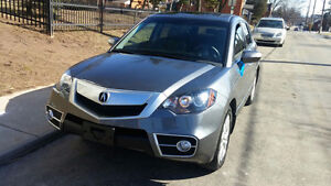 2012 Acura RDX TECH PACKAGE ONLY 108,330KM
