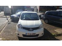 Nissan Note 1.5 DCI 86 VISIA AC (white) 2010