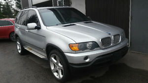 for PARTS: 2002 BMW Sport Package SUV, Crossover