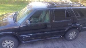 2002 GMC Jimmy Sls SUV, Crossover