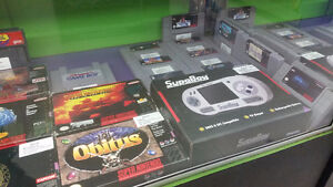 SNES Games Available @ EGM