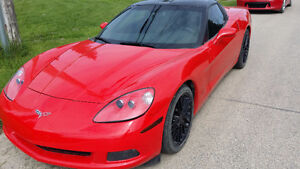 2008 Chevrolet Corvette Base Coupe (2 door)