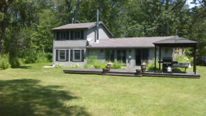 Furnished Cottage on West Lake in Prince Edward County