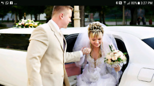 BRAMPTON WEDDING LIMO