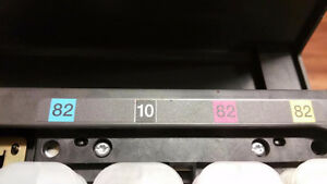 HP Designjet 800 42 inch wide format printer