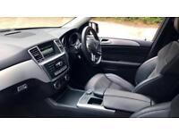 2015 Mercedes-Benz M-Class ML250 CDi BlueTEC AMG Line Automatic Diesel 4x4