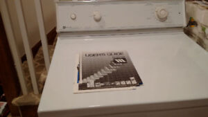 Maytag Gas Dryer - Well maintained