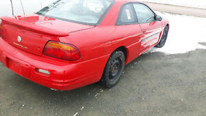 1997 2 DOOR SEBRING  RARE 130 000 KM WOW LEATHER ROOF ETC