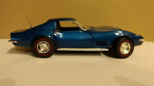 ~ 1968 CORVETTE 427 STING RAY 15TH ANNIVERSARY ~
