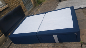 High Quality Small Double Bed + Delivery