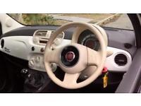 2008 Fiat 500 1.2 Lounge 3dr Manual Petrol Hatchback