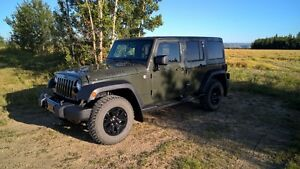 2015 Jeep Wrangler Willys Edition Other