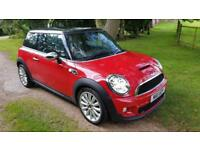 Mini Cooper S 6 Spd Manual 190bhp Huge Spec Chilli Pack 45k Mls Only Stunning