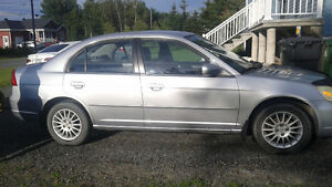 2002 Acura EL Touring Berline