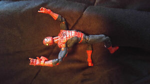 Marvel Legends - Toy Biz 2003 -  Super Poseable Spider-Man 2