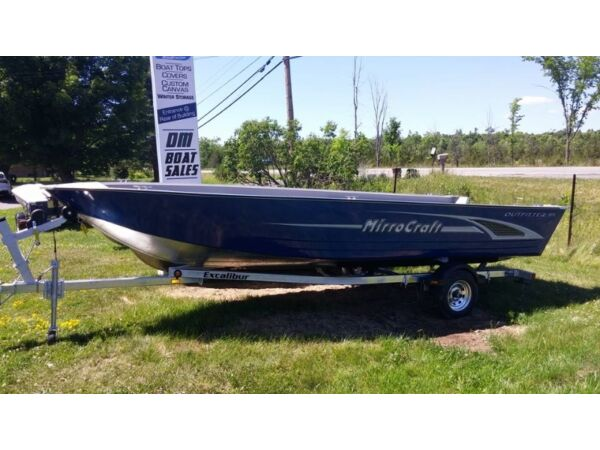 Used 2017 Mirrocraft/Northport Utilities/Fishing Leisure and Pontoon Packages